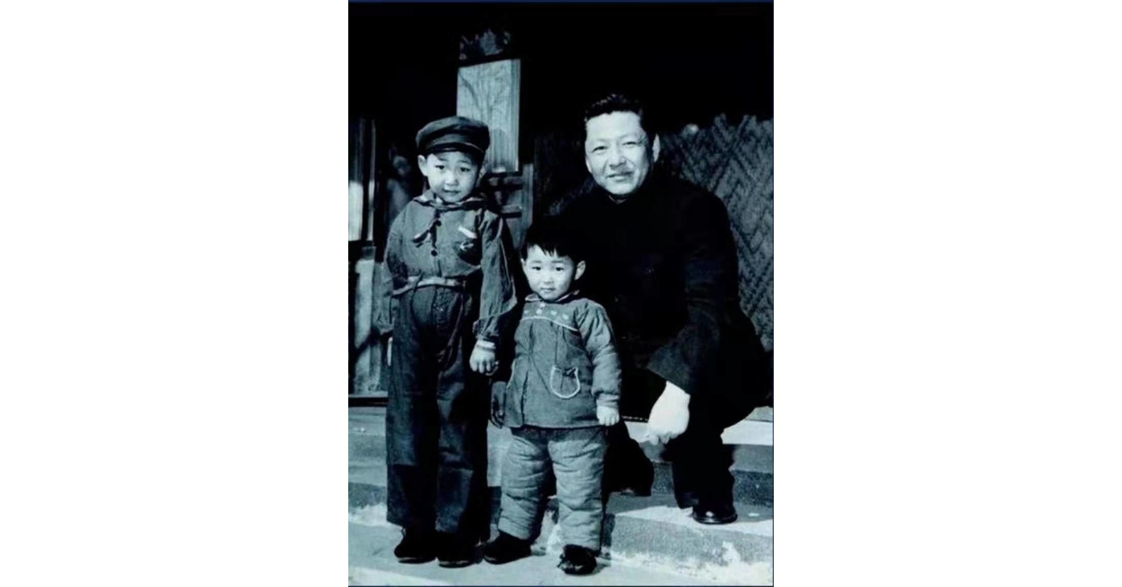 Xi takes father as role model in life, work, governance