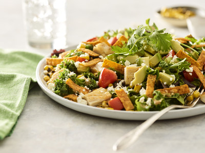 Noodles & Company tests new salads in select markets.