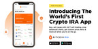 Bitcoin IRA™ Officially Releases The World's First Crypto IRA...