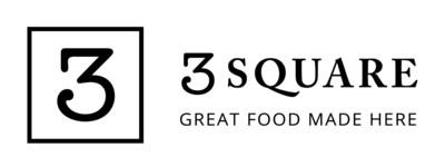 3 SQUARE Logo
