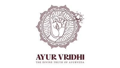 AyurVridhi Brand Logo