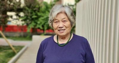 Shi Huifang in 2021 (LI FANGFANG)