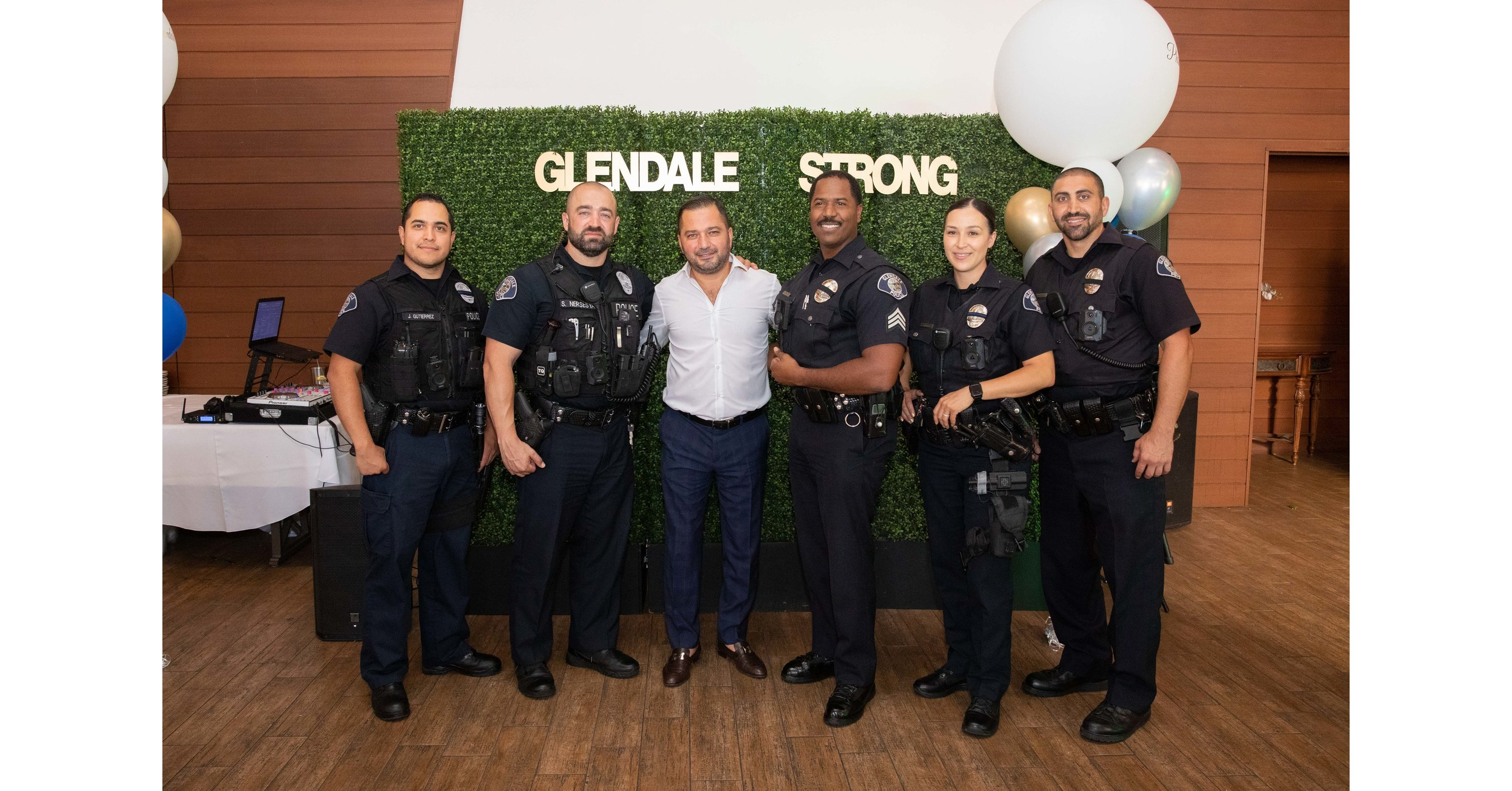 Phonexa Marks Reopening of California by Honoring First Responders With Awards Luncheon