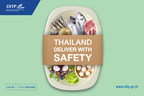 DITP Highlights Strategy to Boost Confidence for Global Trading Partners, Kicking off Thailand Deliver with Safety Campaign