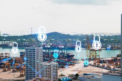 Port and maritime security (PRNewsfoto/Frost & Sullivan)