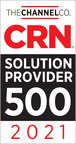 Ricoh Featured on CRN's 2021 Solution Provider 500 List