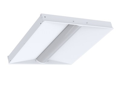 Building from the popular modern style of Visioneering's LRTH, LRTH-DFX offers a recessed architectural luminaire and 365DisInFx™ UVA technology to reduce building occupant's exposure to harmful bacteria