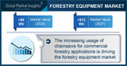 Forestry Equipment Market Revenue to Cross $13 Bn by 2027: Global ...