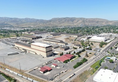IRG Continues Portfolio Expansion with 1.4 Million Sq. Ft.  Mixed-Use Facility in Pocatello, Idaho.