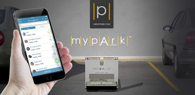 MyPark Smart Parking App
