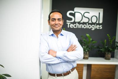 Azam Malik, Founder & CEO of SDSol Technologies
