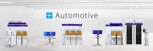 KLA's new Surfscan® SP A2/A3, 8935 and C205 inspection systems and innovative I-PAT® inline screening solution improve automotive chip yield and reliability.