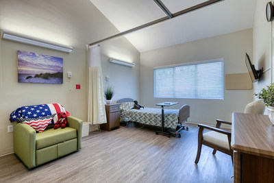 Hospice patients and their families in Northern Florida can now experience high-acuity, inpatient hospice care at the new eight-bed VITAS Suites at Community Health and Rehabilitation Center in Panama City.