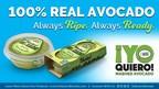 ¡Yo Quiero! Brands Launches 100% Real Mashed Avocado