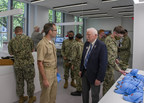 USO Opens New Center in New London, Connecticut, with Support...