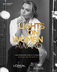 L'Oréal Paris Champions The Role Of Women In Cinema With The...