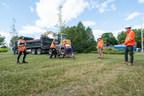 Saint-Laurent a planté plus de 10 000 arbres de gros calibre depuis 2008!