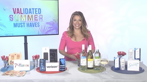 """The Red Carpet Reporter and Celebrity Lifestyle Expert shares her """"must-haves"""" for this summer!"""