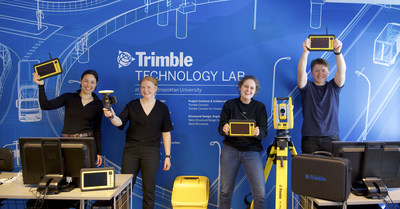 Oslo Metropolitan University in Norway to Establish Trimble Technology Lab for Civil Engineering and Energy Technology
