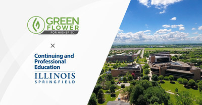 UIS partners with Green Flower to offer non-credit online certificates in cannabis education