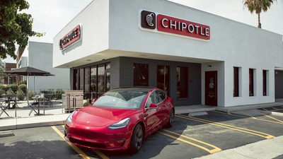 The top eligible scorer at the conclusion of Chipotle Race to Rewards Exchange will take home a standard 2021 Tesla Model 3. Chipotle will award the second, third, and fourth place eligible finishers with an electric bike, and eligible players ranking five through 10 on the leaderboard will win an electric skateboard.