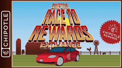 Chipotle is celebrating the launch of Rewards Exchange, the biggest update to the Chipotle Rewards program since its debut in 2019, by introducing a new video game called Chipotle Race to Rewards Exchange on June 23.