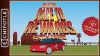 Chipotle Launches Rewards Exchange With New Video Game And Tesla Model 3 Giveaway