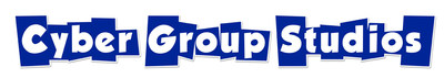 Cyber Group Studios Logo (PRNewsfoto/Cyber Group Studios)