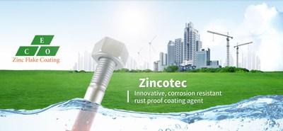 Zincotec Co., Ltd. (PRNewsfoto/Zincotec Co., Ltd.)