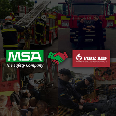 MSA Safety Establishes Philanthropic Program to Help Protect Firefighters in Developing Countries