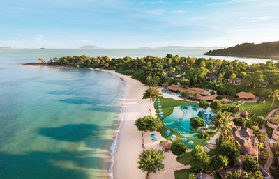 """Properties within the Marriott Bonvoy portfolio including The Naka Island, a Luxury Collection Resort & Spa, Phuket, are taking part in the """"Summer Dreaming"""" promotion to welcome back travel in Phuket."""