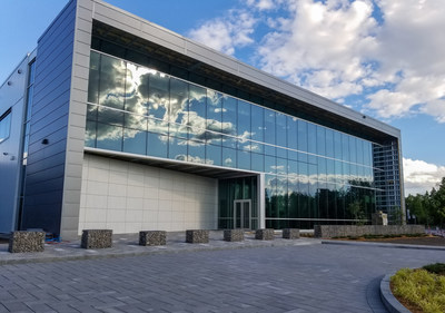 The National Research Council of Canada's Biologics Manufacturing Centre in Montréal. (CNW Group/National Research Council Canada)