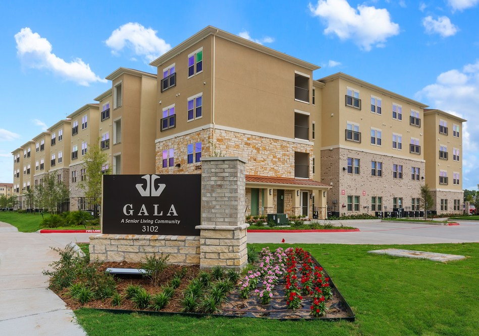 Gala at Texas Parkway - Missouri City, Texas will be installing electric vehicle charging stations thanks to the support of the GCRE Impact Fund.