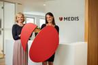 Medis' ehrgeizige Strategie gibt der CEE-Region Zugang zu innovativen Spitzenmedikamenten