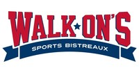 Walk-On's Sports Bistreaux Logo (PRNewsfoto/Walk-On's Sports Bistreaux)
