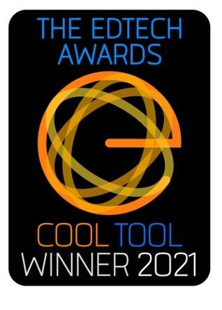 EdTech Cool Tool 2021 Winner for 21st Century Skills