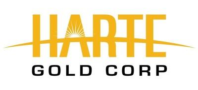 Harte Gold Corp. Logo (CNW Group/Harte Gold Corp.)