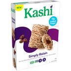 Kashi Debuts Zero-Grams-Added-Sugar Simply Raisin Biscuits...
