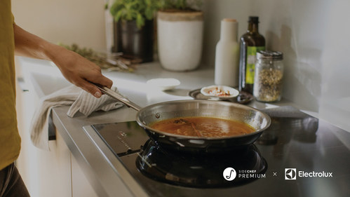SideChef Premium in partnership with Electrolux North America.