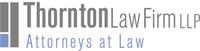 Thornton Law Firm LLC logo (PRNewsFoto/Thornton Law Firm, LLP)