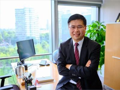 Gary Huang, President of International Business and Senior Vice President of H3C