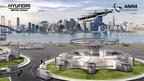 Urban Air Mobility Division of Hyundai Motor Group and ANRA...