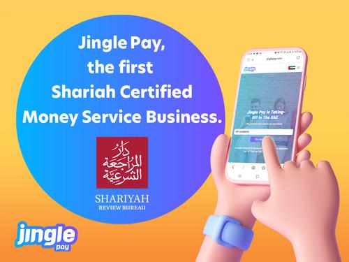 Jingle Pay World-First Hybrid Shariah Certified