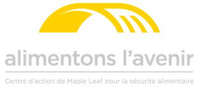 Les Aliments Maple Leaf et le Centre d'action de Maple Leaf pour la sécurité alimentaire (Groupe CNW/Les Aliments Maple Leaf Inc.)