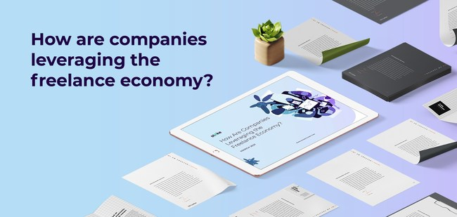 Stoke's research report: How are companies leveraging the freelance economy?