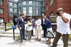 Grand Opening of Herndon Square Senior in Atlanta...
