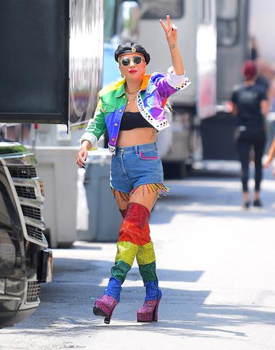 Lady Gaga - Diggzy/Shutterstock