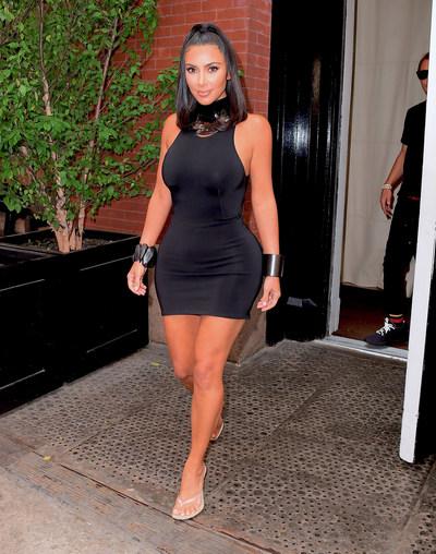 Kim Kardashian - Diggzy/Shutterstock