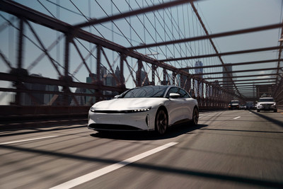 Lucid Motors announced the opening of its first Studio in New York City and the eighth Lucid Studio opened in the last year, with a total of 20 expected by the end of 2021. The flagship Studio establishes Lucid's presence in New York City ahead of customer deliveries of the groundbreaking Lucid Air later this year.