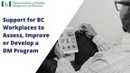 Support for BC Workplaces to Assess, Improve or Develop a Disability Management Program